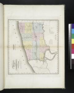 Map of the county of Niagara / by David H. Burr; engd. by Rawdon Clark & Co., Albany, & Rawdon Wright & Co., N. York.; An atlas of the state of New York, designed for the use of engineers, containing a map of the state and of the several counties. / Projected and drawn ... under the superintendence and direction of Simeon de Witt.