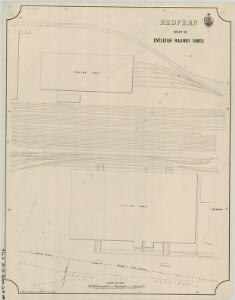 Redfern, Sheet 30, Eveleigh Railway Yards, 1889