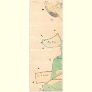 Weichseln - c8980-1-019 - Kaiserpflichtexemplar der Landkarten des stabilen Katasters