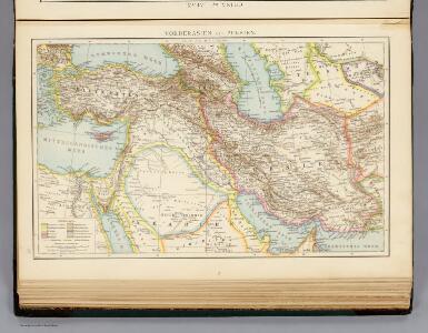 Vorderasien, Persien.