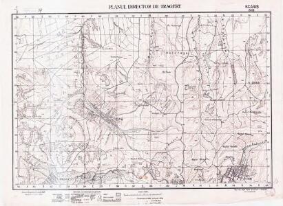 Lambert-Cholesky sheet 2056 (Scăiuş)