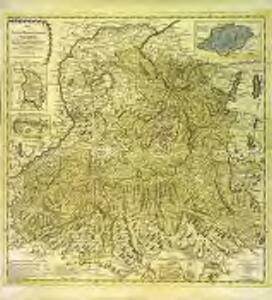 Das Chur=Fürstenthum Salzburg
