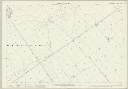 Leicestershire VII.3 (includes: Redmile) - 25 Inch Map