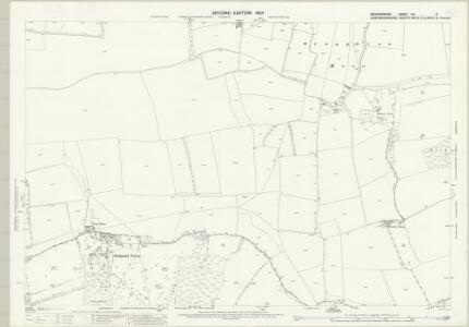 Bedfordshire VIII.3 (includes: Eaton Socon; Great Staughton; Little Staughton) - 25 Inch Map