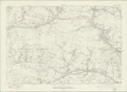Glamorgan XXXV - OS Six-Inch Map