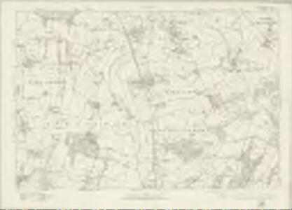 Gloucestershire V - OS Six-Inch Map