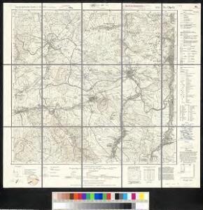Meßtischblatt 5443 : Buchholz, 1942