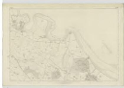 Stirlingshire, Sheet XVIII (with inset of sheet XVIIIa) - OS 6 Inch map