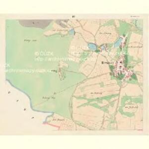 Herzman (Heřmana) - c1842-1-003 - Kaiserpflichtexemplar der Landkarten des stabilen Katasters