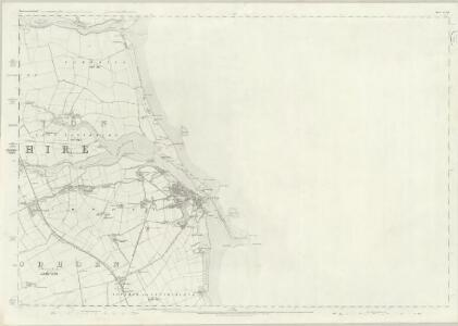 Northumberland LXXIII - OS Six-Inch Map