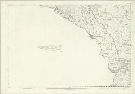 Denbighshire XLIII (inset XLV) - OS Six-Inch Map