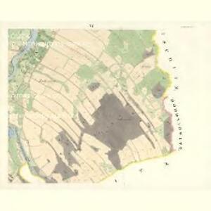 Palkowitz - m2217-1-006 - Kaiserpflichtexemplar der Landkarten des stabilen Katasters