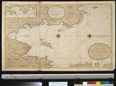 De West kust van Espaniola tusschen Cabo St. Nicolaes en Baija Tuburon int groot bestek
