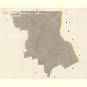 Raabe (Hrabowa) - m0877-1-005 - Kaiserpflichtexemplar der Landkarten des stabilen Katasters