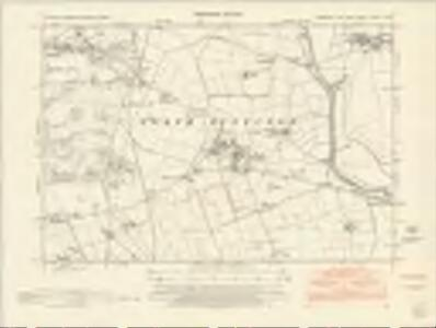 Yorkshire CCVII.SW - OS Six-Inch Map