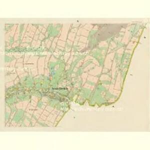 Nieder Kreibitz - c1298-1-003 - Kaiserpflichtexemplar der Landkarten des stabilen Katasters