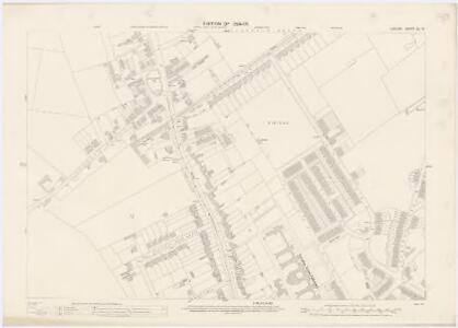 London XV.74 - OS London Town Plan