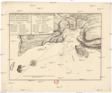 Istreblenije ottomanskago flota rossijskoju jeskadroju pod predvoditel'stvom Jego Sijatel'stva grafa Aleksěja Grigor'jeviča Orlova v Česmenskoj gavani v noči na 26 ijunja/7 ijulja 1770
