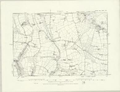 Cornwall XLIX.NW - OS Six-Inch Map