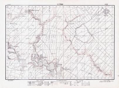 Lambert-Cholesky sheet 4643 (I.C. Frimu)