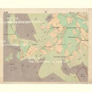Hammern - c1768-1-018 - Kaiserpflichtexemplar der Landkarten des stabilen Katasters