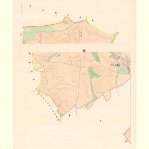 Unter Augezd - m0537-1-002 - Kaiserpflichtexemplar der Landkarten des stabilen Katasters