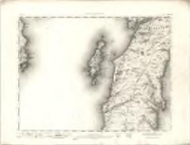 Killean - OS One-Inch map