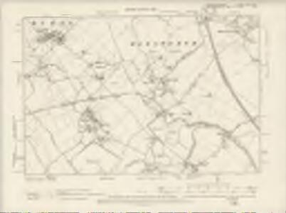 Buckinghamshire XXIX.SE - OS Six-Inch Map