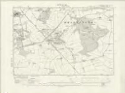 Shropshire XII.SE - OS Six-Inch Map