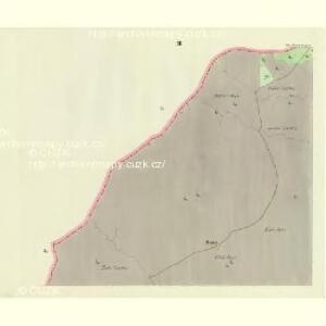 Ober Morau (Horny Morawa) - c2102-1-002 - Kaiserpflichtexemplar der Landkarten des stabilen Katasters