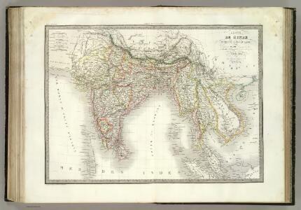 L'Inde.