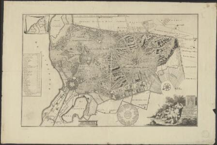 Deze nieuwe kaart van Gooilandt word met schuldige eerbiedigheidt aan ... Henrick Bicker ... opgedragen door ... Reinier & Josua Ottens