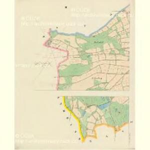 Asch - c0034-1-003 - Kaiserpflichtexemplar der Landkarten des stabilen Katasters