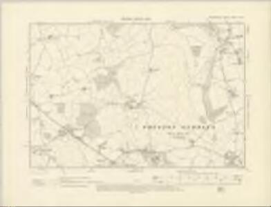Shropshire XXVIII.NW - OS Six-Inch Map