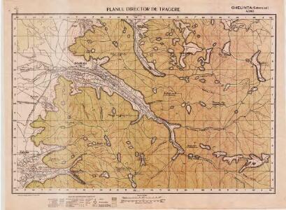 Lambert-Cholesky sheet 4360 (Ghelinţa)