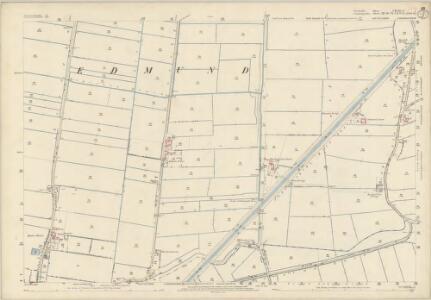 Lincolnshire CXLIX.15 (includes: Leverington; Newton; Parson Drove; Sutton St Edmund; Tydd St Mary) - 25 Inch Map