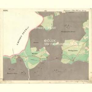 Stubenbach I. Theil - c6088-1-026 - Kaiserpflichtexemplar der Landkarten des stabilen Katasters