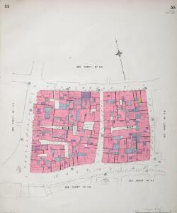 Insurance Plan of City of London Vol. III: sheet 55