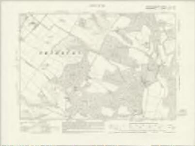 Buckinghamshire XL.SE - OS Six-Inch Map