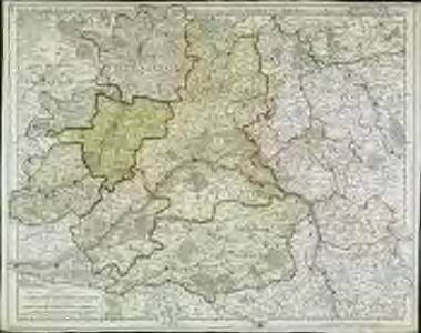 Carte de la Beauce du Gatinois de la Sologne et pays voisins compris dans la generalité dOrleans