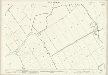 Lincolnshire XIII.12 (includes: Immingham; Stallingborough) - 25 Inch Map