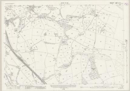 Derbyshire VIII.3 (includes: New Mills; Whaley Bridge) - 25 Inch Map
