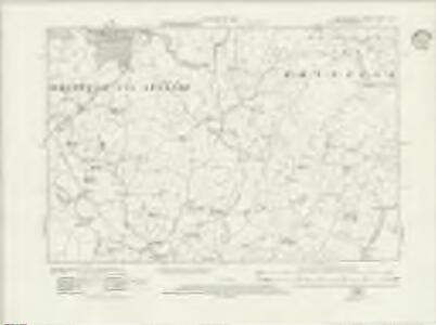 Westmorland XXXIV.NW - OS Six-Inch Map