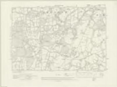 Surrey XL.SW - OS Six-Inch Map
