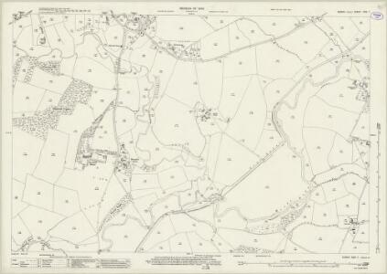 Sussex XXIII.7 (includes: Billingshurst; Wisborough Green) - 25 Inch Map