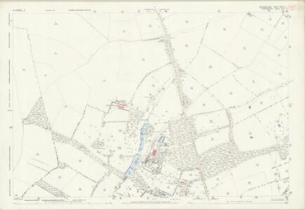 Huntingdonshire XXVIII.8 (includes: Bourn; Caxton; Great Gaddensden; Longstowe) - 25 Inch Map