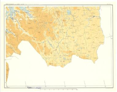 Statistikk 38-13: Bosettingskart over Finnmark og Troms. Blad 13