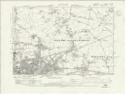 Lancashire CIX.SW - OS Six-Inch Map