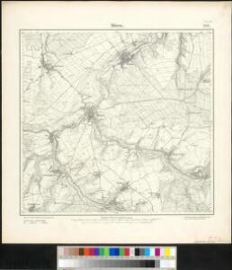 Meßtischblatt 2512 : Büren, 1896