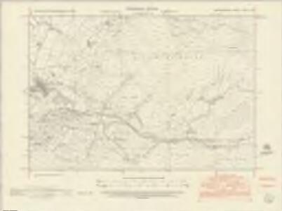 Cardiganshire XXVII.SW - OS Six-Inch Map